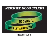 Mood Awareness Bracelets (Stock)