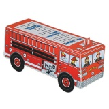 Foldable Fire Trucks (Stock)